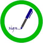 Procediment per la signatura de la Direcció del DECA